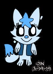 Sapphire the Star Fox