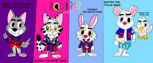 The A.Q.U.I.R.A.S Delta Team by AquirasToons
