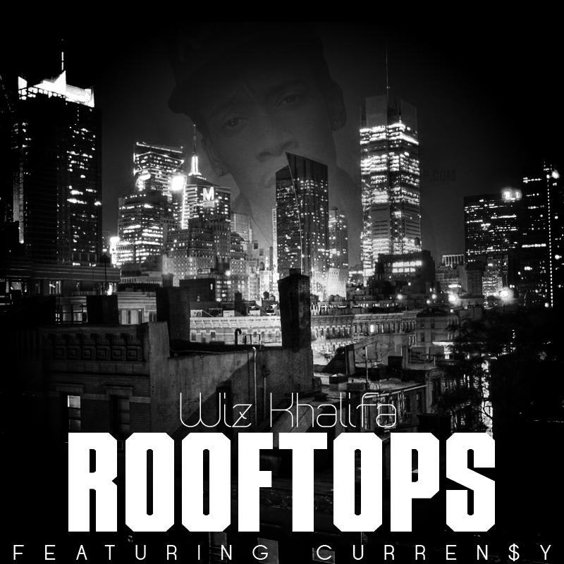 Lyrics to rooftops wiz khalifa