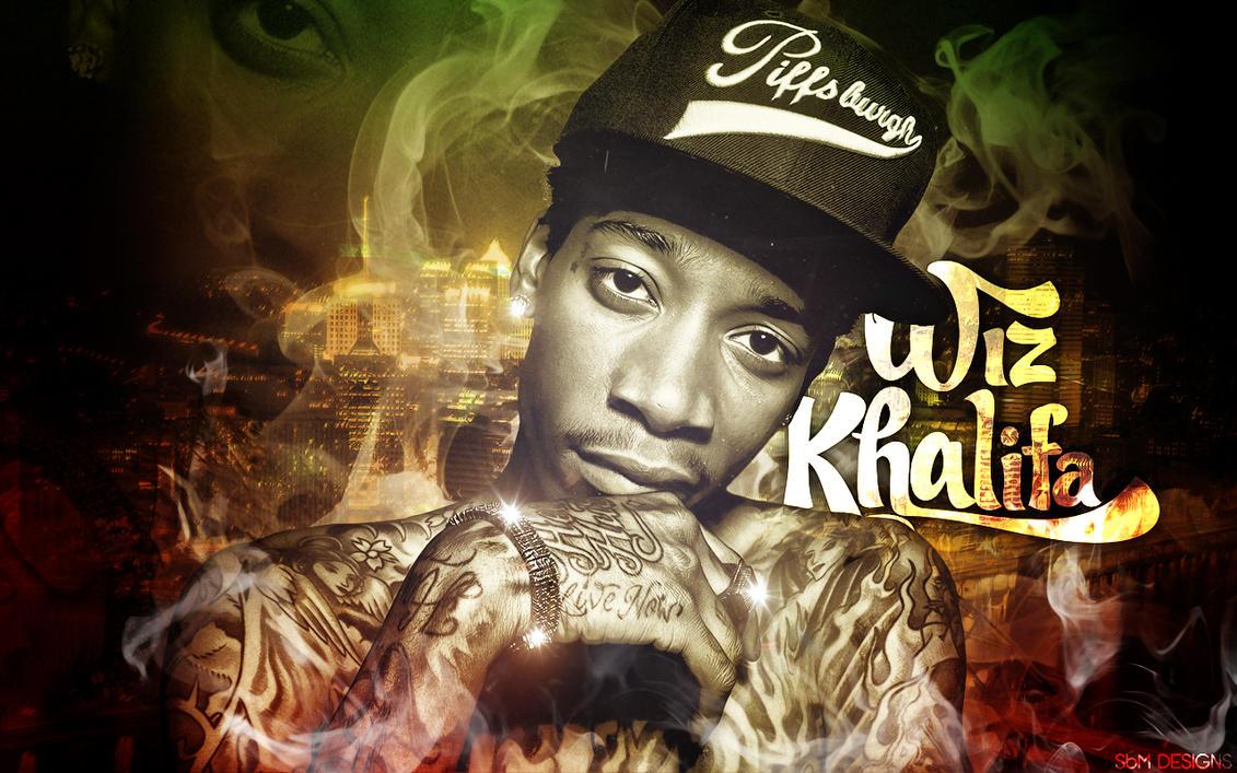 Wiz Khalifa Wallpaper By SBM832
