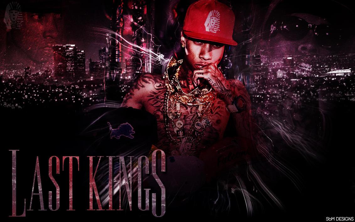Tyga Last Kings Wallpaper
