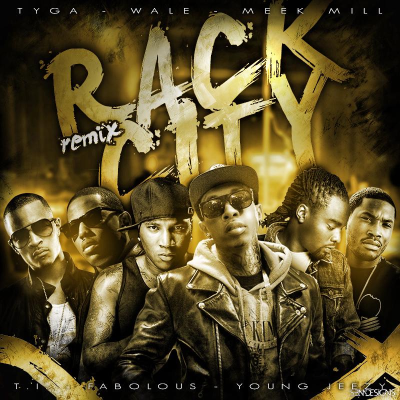Rack City Remix By Sbm832