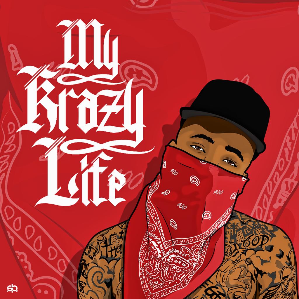 Yg my krazy life by sbm832 on deviantart - Blood gang cartoon ...