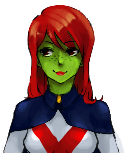 YJ: Miss Martian by muraito