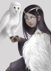 Olw mage by MilanaMill