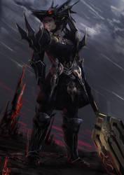 Dragoon + Speedpaint
