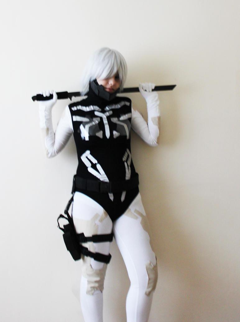 Raiden by Xlittle-ninjaX