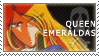 Queen Emeraldas stamp by winterqueen