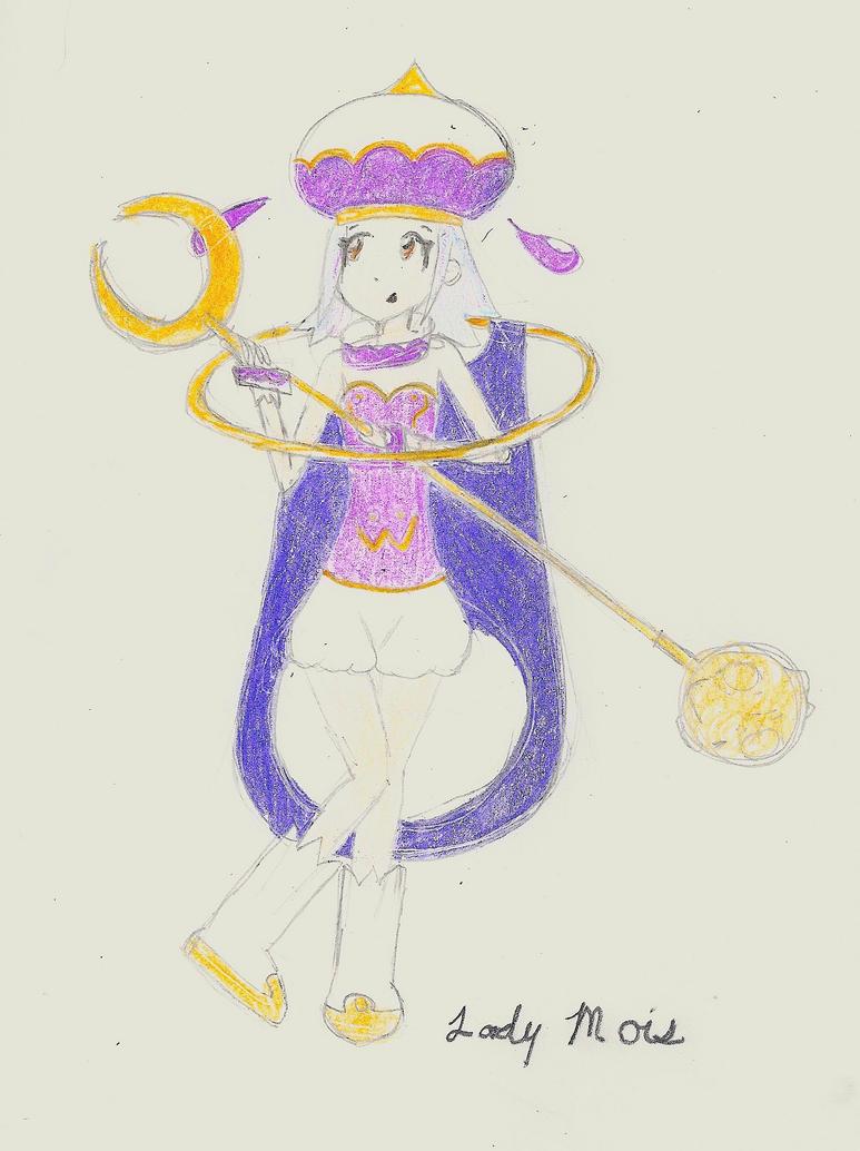 Lady Mois by pumkinhero