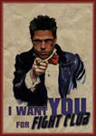 I Want You For Fight Club