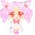 Pixel Chibimoon by ViolaKey