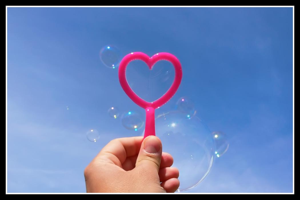 I Heart the Sky by Frostola