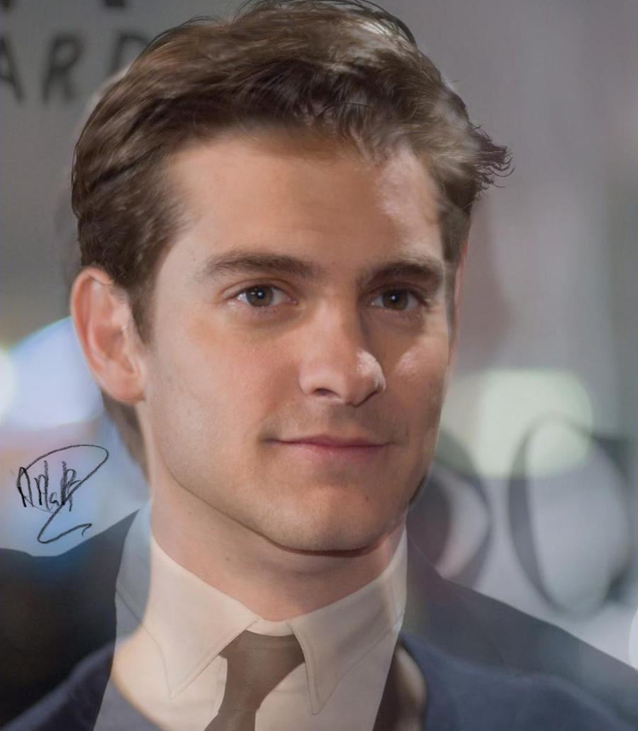 Peter Parker by APlaPi on DeviantArt - Andrew Garfield Hairstyle