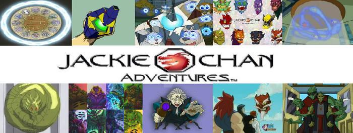 Jackie Chan Adventures by NickNinja02