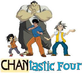 Chantastic four by NickNinja02