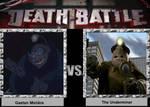 Gaetan Molire vs the underminer
