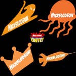 Nicktoons Nickelodeon logos