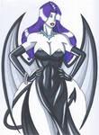 Demonica-Dark Seductress by MrInternetMan