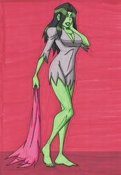 Witchy Woman- 8 by MrInternetMan
