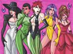 Mystic Makeover- Fashion Show- 16