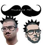 Moustache Me: Rian Dawson by Mehan101