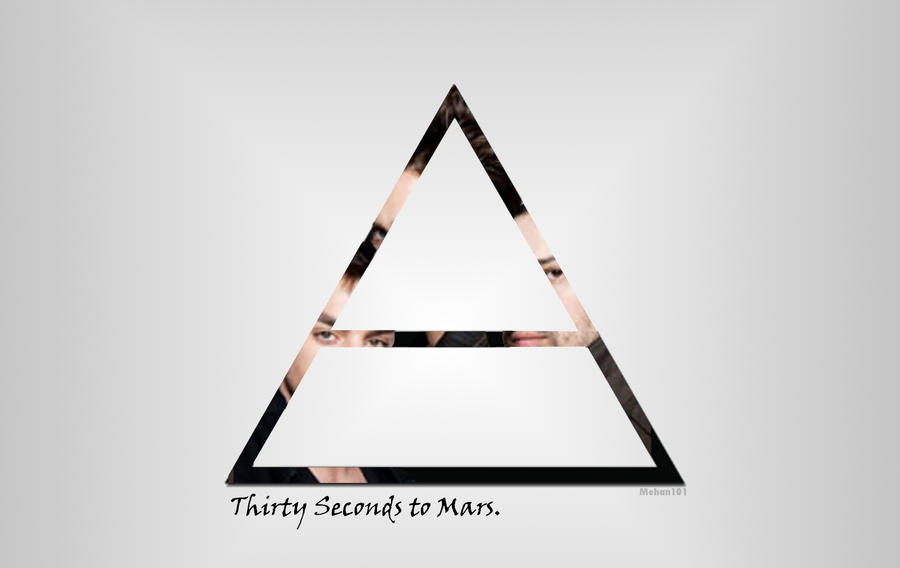 30 Seconds to Mars Triad by Mehan101 on DeviantArt