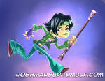Jade - Rayman Legends