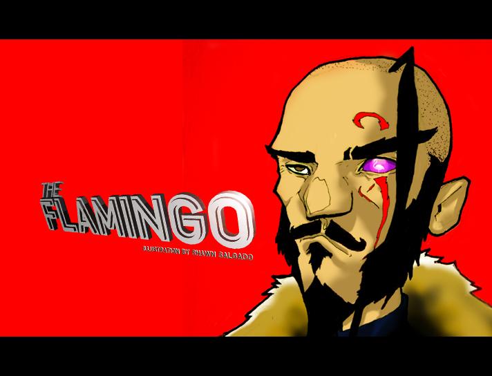 the_flamingo_by_shawn_salgado