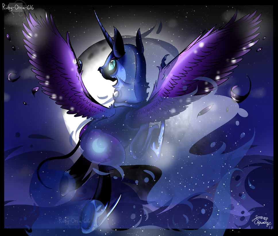 Her Eternal Night by Ruby-Orca-616