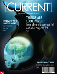 Current: Barreleye Fish Edition by RubyRedOrca