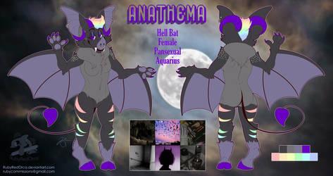 Anathema Ref 2021 :GIFT ART: