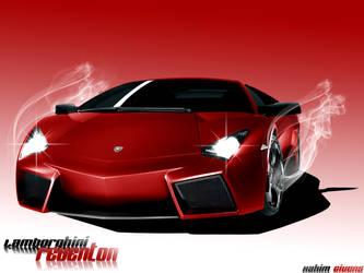 Lamborghini Reventon by Taglane
