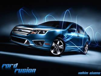 Ford Fusion- Wavy Things... by Taglane