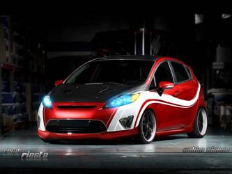 Ford Fiesta by Taglane