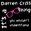 Darren Criss Thing by TwilightCullenette