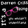 Darren Criss Thing by TwilightCullenette