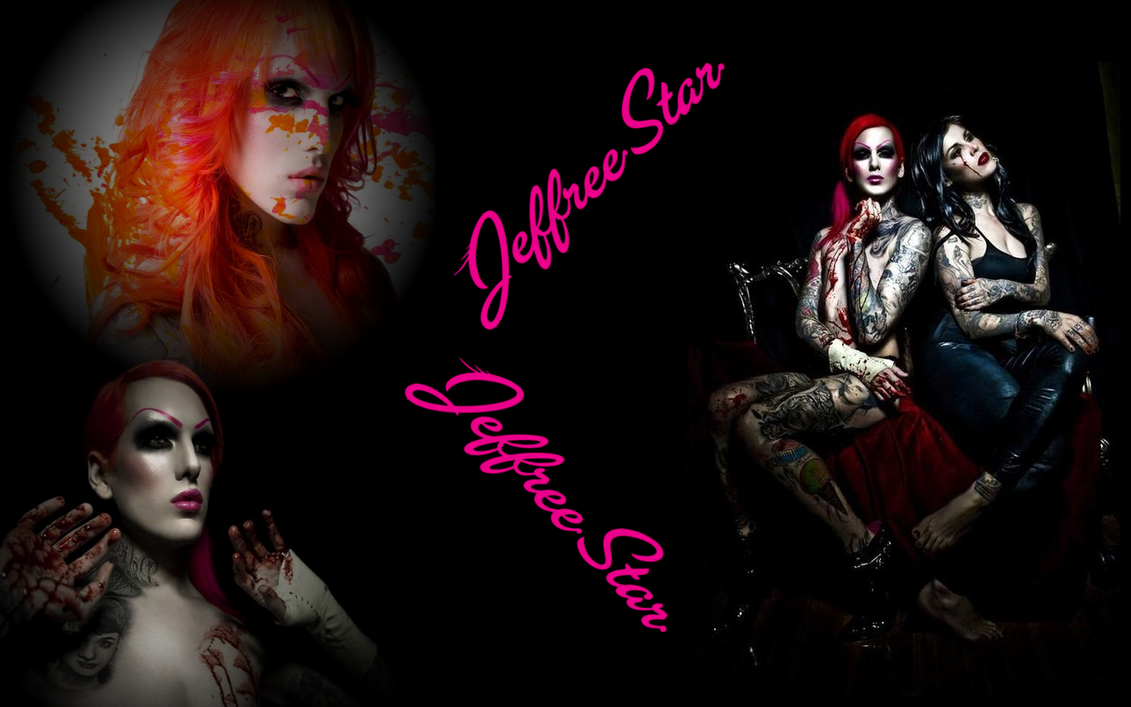 Jeffree Star Wallpaper by TwilightCullenette