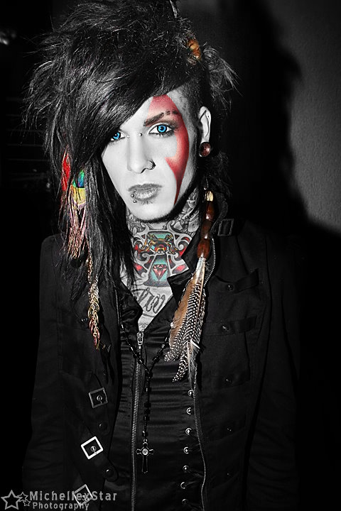Jayy Von Color Splash by TwilightCullenette