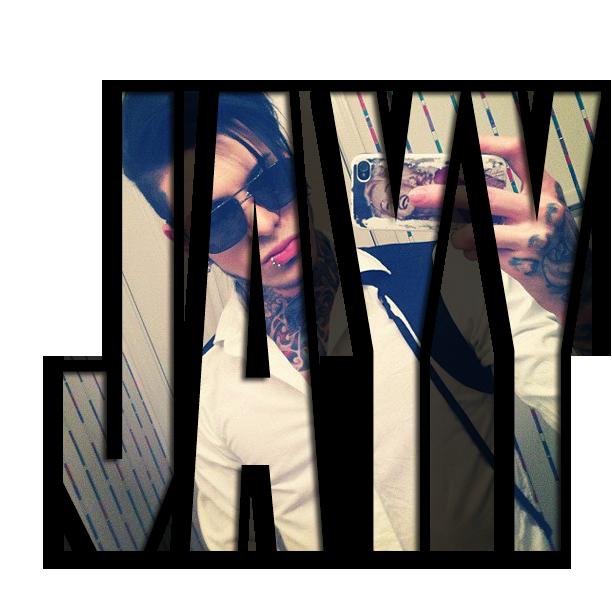 Jayy Text by TwilightCullenette