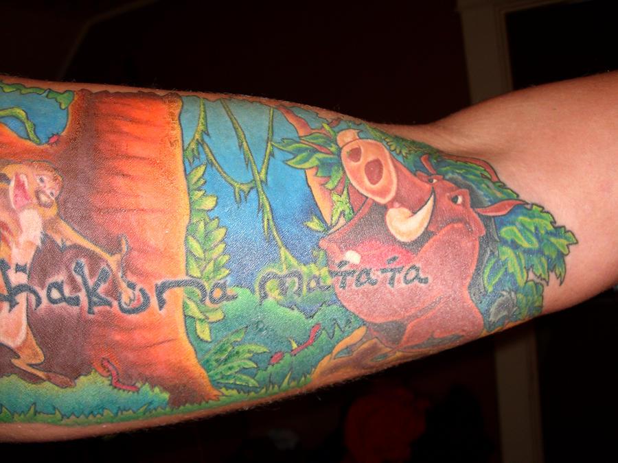 Sick ass tattoo