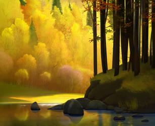 Autumn by ArtMaryn