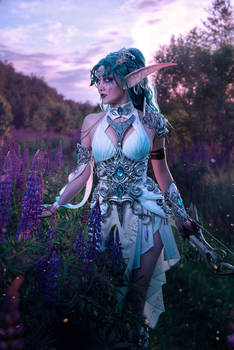 Tyrande Whisperwind - World of Warcraft