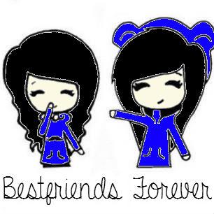 Bestfriends Forever Chibi by Jamellow on DeviantArt