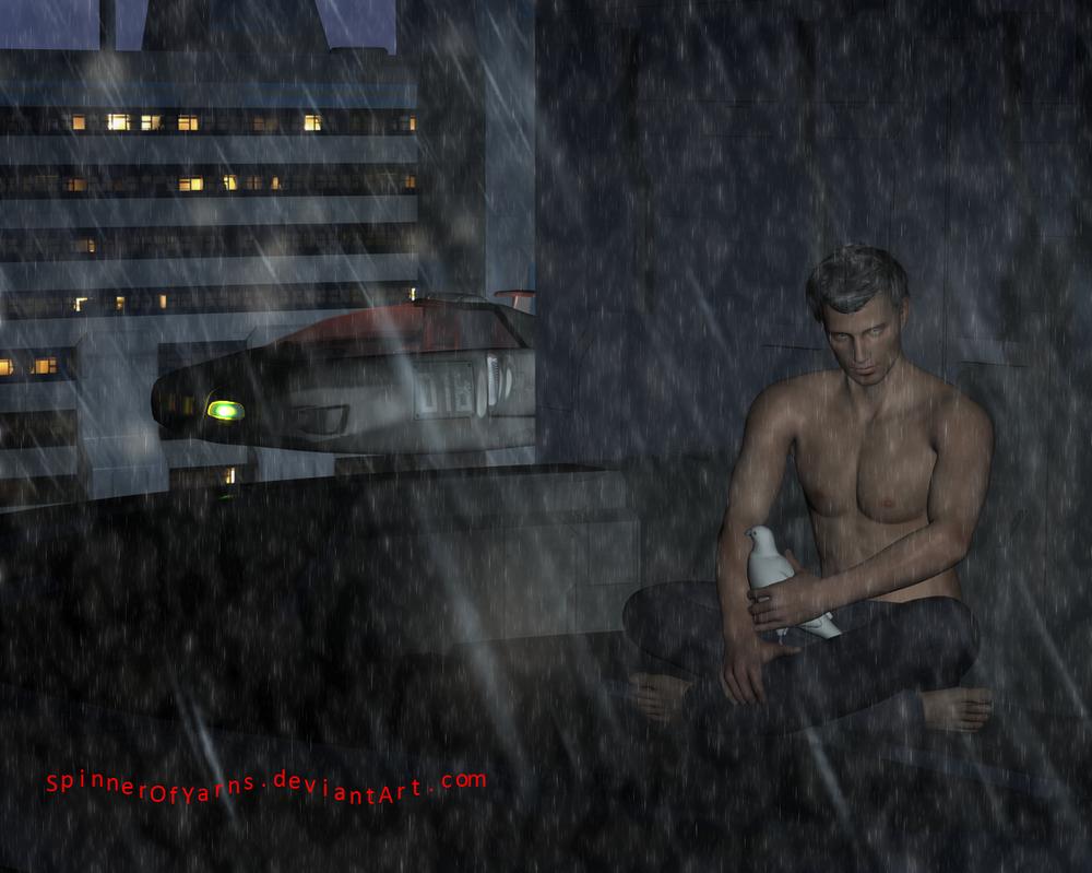 tears... in... rain by SpinnerOfYarns