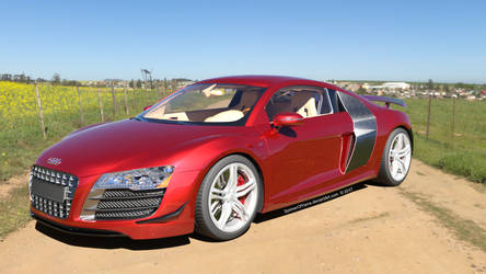R8 GT by SpinnerOfYarns