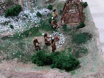 Apache Indian Diorama (2)