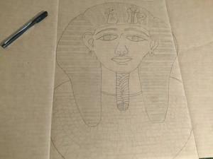 King Tutankhamun WIP