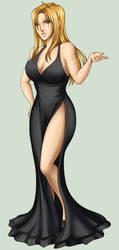 Hostess by HikariJade