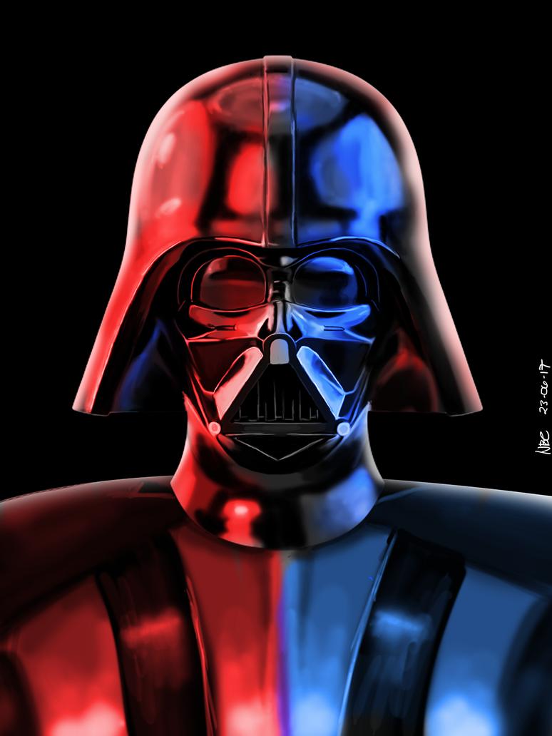 Darth Vader by nichcruz