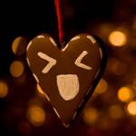 Gingerbread Heart by Ardisrawr